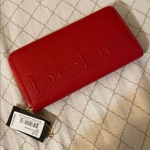 NWT Bebe Wallet